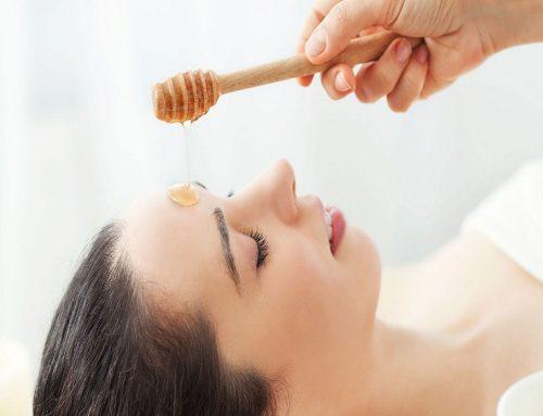 تاثیرات عسل بر روی پوست بدن